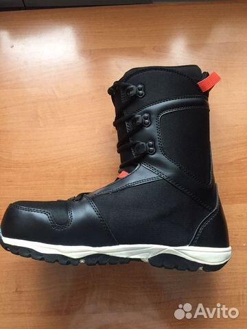 Сноубордические ботинки купить в Ивановской области на Avito ... a356fe43b40