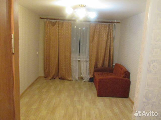 Продается однокомнатная квартира за 620 000 рублей. Киров, улица Некрасова, 34.