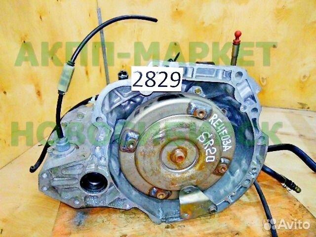 АКПП Nissan Avenir 2.0 PW10 RE4F03A SR20 89537800294 купить 1
