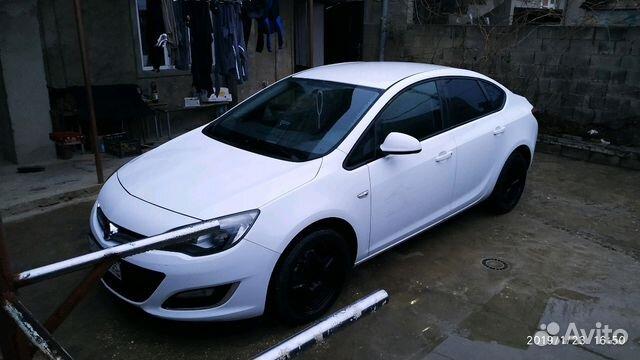 Opel Astra, 2013 89894918352 купить 6