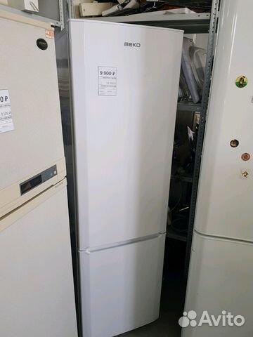 Холодильник Beko чистый белый купить 1