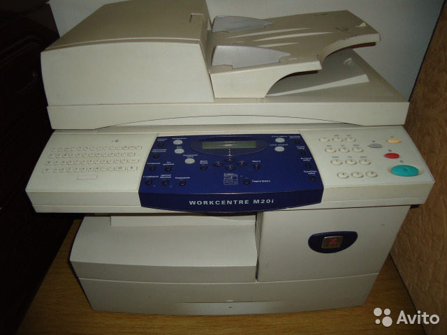XEROX WORKCENTER M20I WINDOWS 7 DRIVER