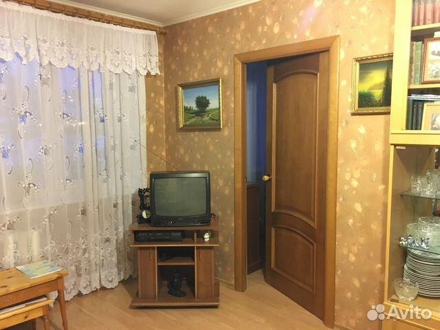 Продается трехкомнатная квартира за 3 230 000 рублей. Мурманск, проспект Ленина, 24.