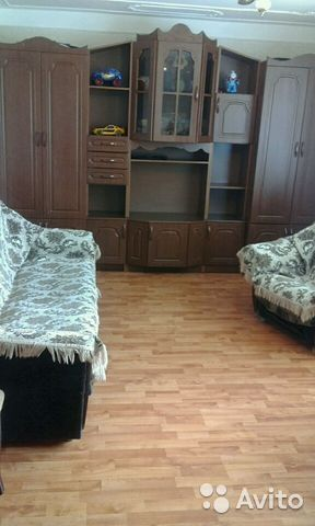 Продается двухкомнатная квартира за 2 000 000 рублей. Кабардино-Балкарская Республика, улица Фрунзе, 1.