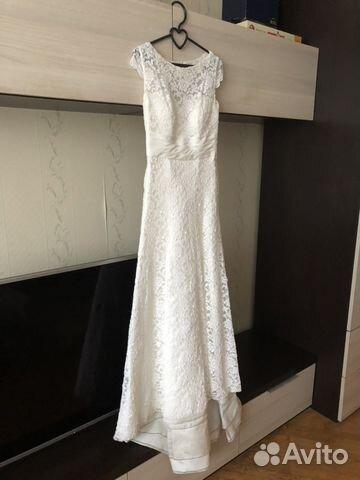 7a559b8128a Свадебное платье купить в Москве на Avito — Объявления на сайте Авито