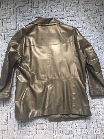 Кожаный пиджак 89049715474 купить 2