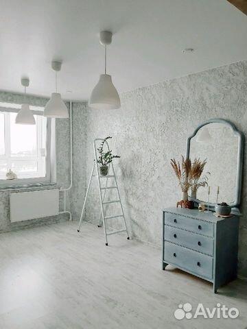 Продается двухкомнатная квартира за 2 850 000 рублей. Луговой переулок, 1.