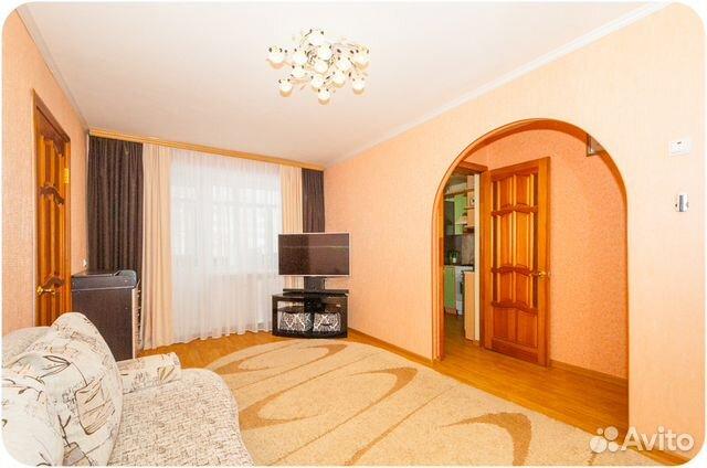 Продается двухкомнатная квартира за 1 950 000 рублей. г Саранск, пр-кт 60 лет Октября, д 53.
