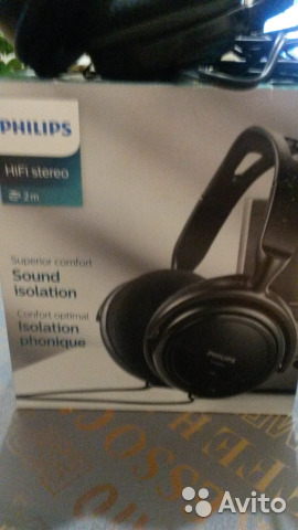Наушники philips SHP-2000 89092587832 купить 2