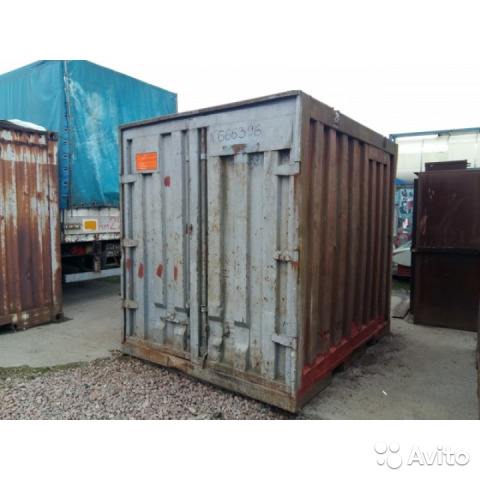 89370628016 Container 5футов No. 666303