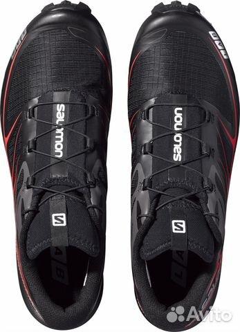 Кроссовки для кросса/трейла Salomon S-Lab Speed 89138260918 купить 4