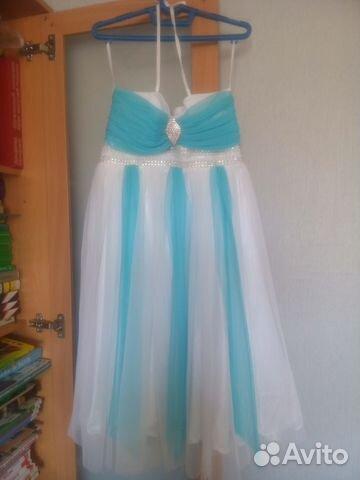 163b868e2ea3896 Продам платье купить в Рязанской области на Avito — Объявления на ...