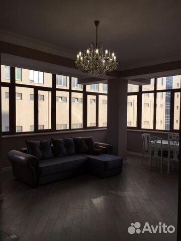3-к квартира, 140 м², 4/10 эт.