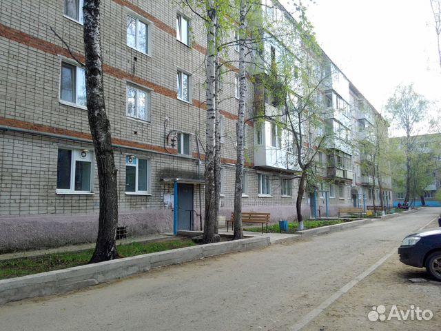 Продается однокомнатная квартира за 1 200 000 рублей. Пермский край, г Краснокамск, ул Энтузиастов, д 14.
