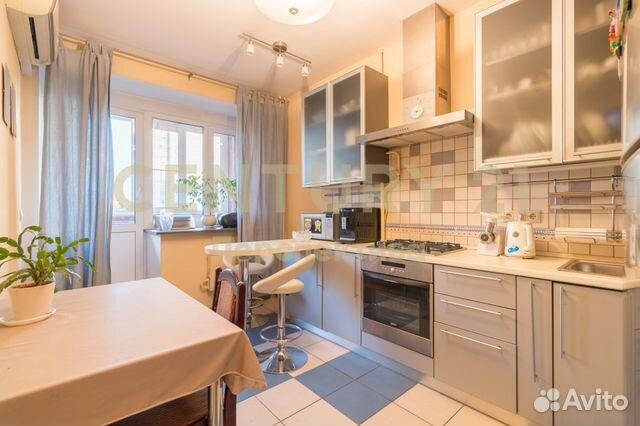 Продается двухкомнатная квартира за 8 299 000 рублей. Московская обл, г Люберцы, ул Парковая, д 4.