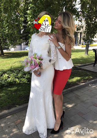 Платье свадебное 89372003209 купить 3