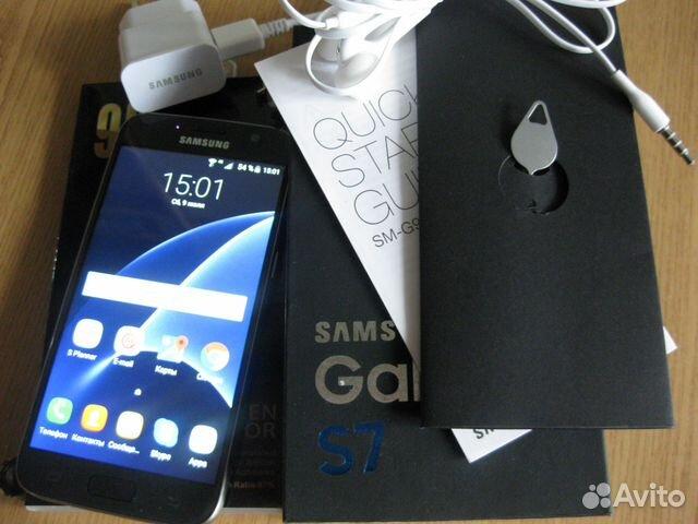 Смартфон SAMSUNG SM-G930F без батареи