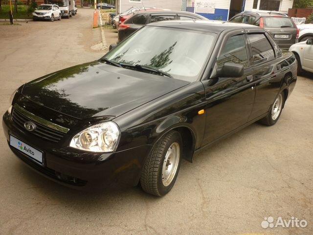 Купить ВАЗ (LADA) Priora пробег 94 000.00 км 2011 год выпуска