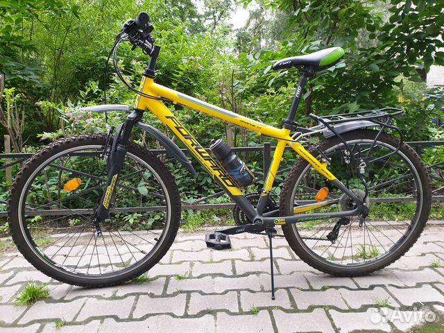 8146cdc876989 Яркий спортивный горный велосипед— фотография №1. Адрес: Санкт-Петербург ...