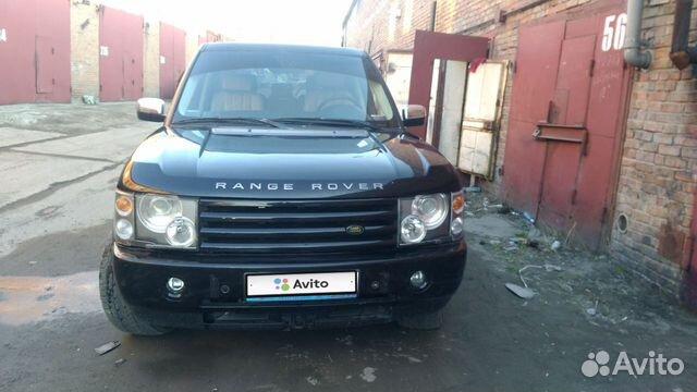 Land Rover Range Rover, 2005 89833202965 buy 6