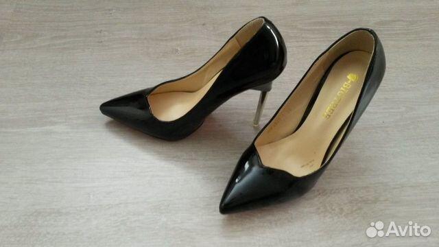 Туфли лаковые купить 3