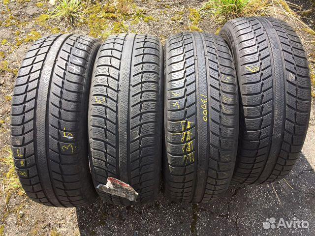 205/55 R17 Michelin PrimacyAlpin 89211101675 купить 1