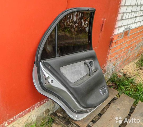 Дверь задняя левая Mitsubishi Galant 7 89208994545 купить 4