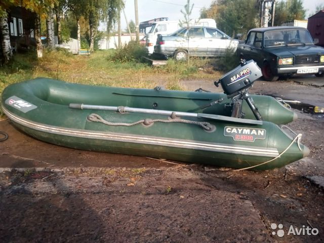 Лодка Кайман 300  89115804247 купить 1