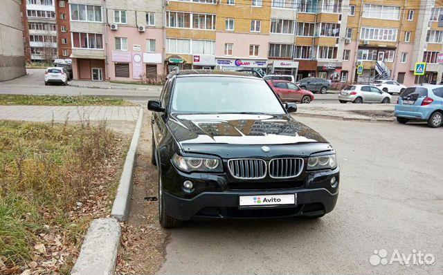BMW X3, 2009  купить 2