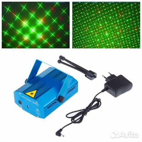 84942303606  Лазерный проектор YX-09