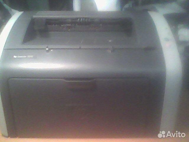 Лаз принтер А4 HP-1010
