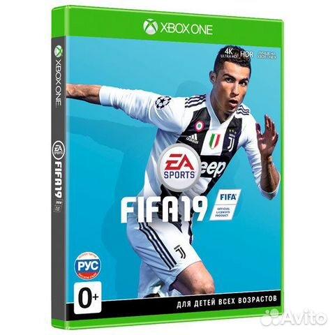 Fifa 19 Xbox One купить 1