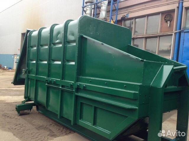 Контейнер 35 м3 кеске и пресс-контейнеры 12 м3  89062174644 купить 4