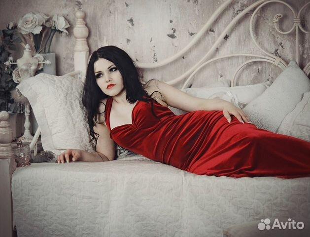 Смоленск прокат красного платья