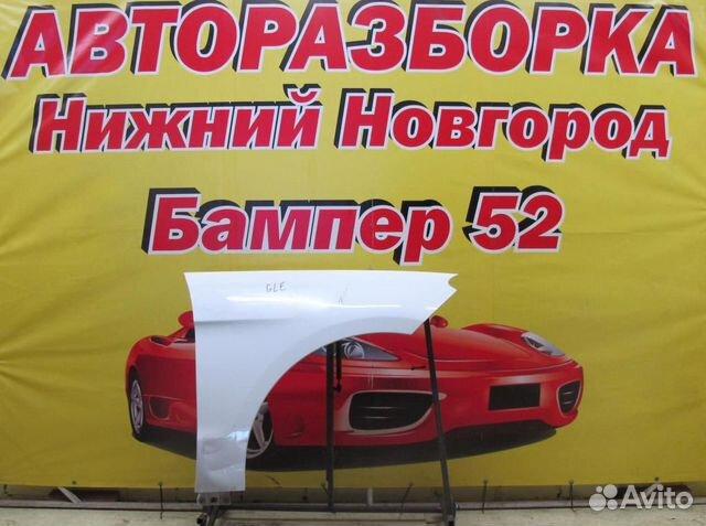 89524408730 Mercedes Benz GLE Class C292 32 2015- Крыло пере