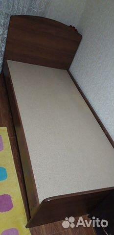 Кровать подростковая 89682737460 купить 2