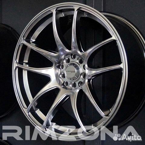 Новые диски Work CR-Kiwami на Skoda, Volkswagen 89053000037 купить 2