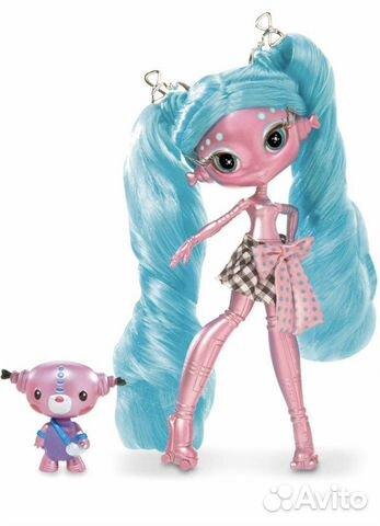 Кукла MGA Entertainment Novi Stars Doll Mae Tallic 89062132153 купить 1