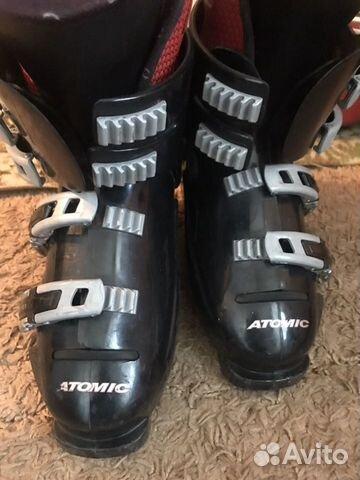 Горнолыжные ботинки 89242146030 купить 3