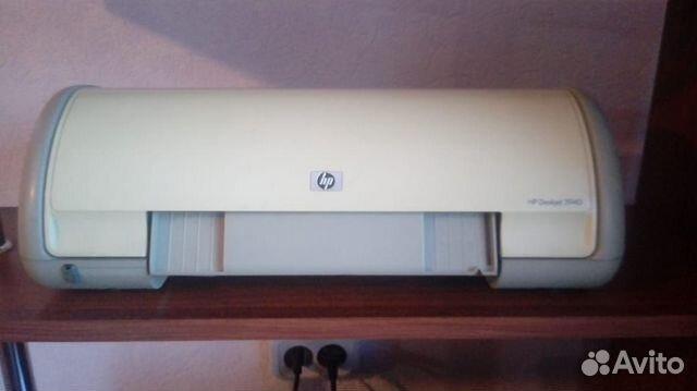 Принтер HP 3940