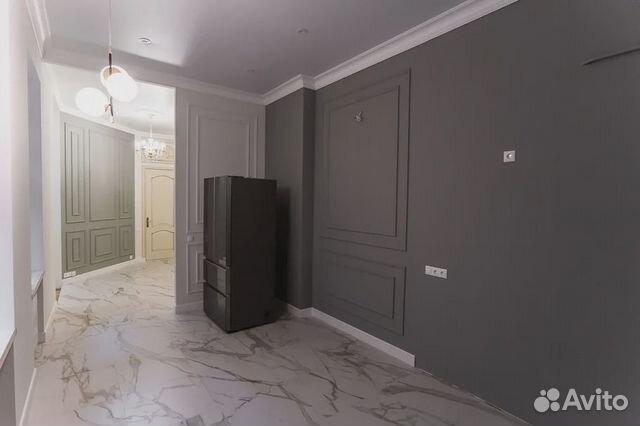 3-к квартира, 113 м², 2/7 эт.