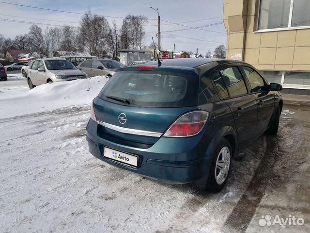 Opel Astra, 2007 89611196431 купить 5