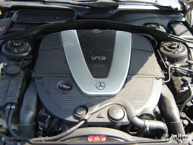 Запчасти на Mercedes-Benz S600L W220 BiTurbo 89143292009 купить 2