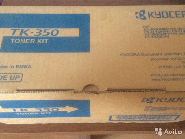 Картридж TK-350