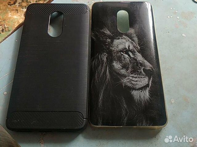 Чехлы Xiaomi Redmi Note 4X купить 1