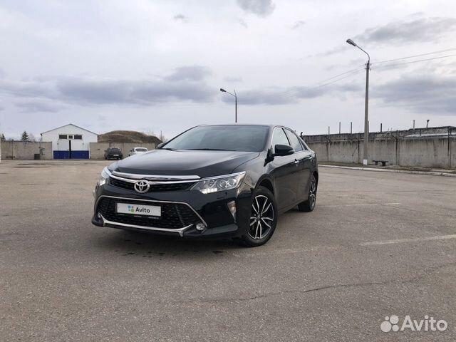 Toyota Camry, 2017 88422250101 купить 5