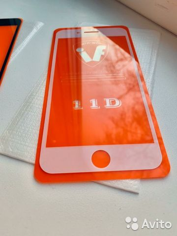 Стекла на iPhone 7plus/8plus 89532877772 купить 5