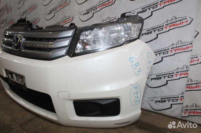 Nosecut honda freed spike GB3 GB4 1 модель белый N 83812661066 купить 3