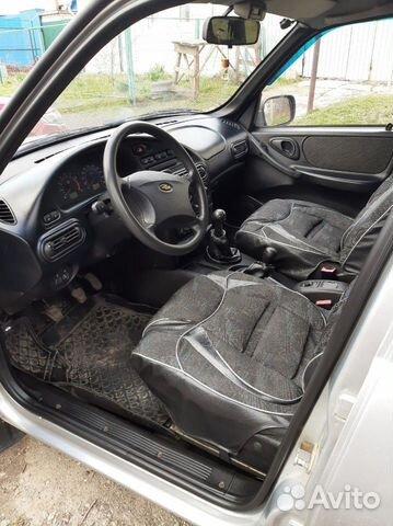 Chevrolet Niva, 2007 купить 7