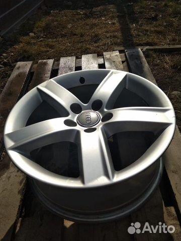 Диски Audi R17 original купить 1